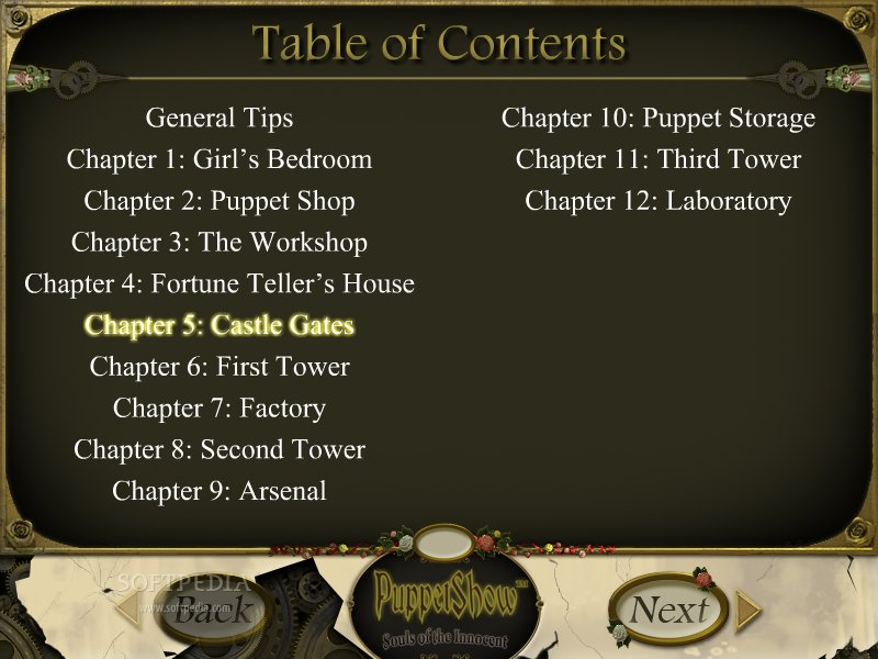 PuppetShow: Souls of the Innocent Strategy Guide screenshot 1