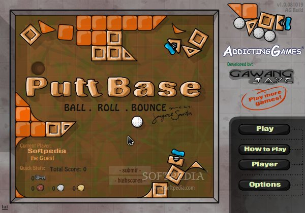 Putt Base screenshot 1