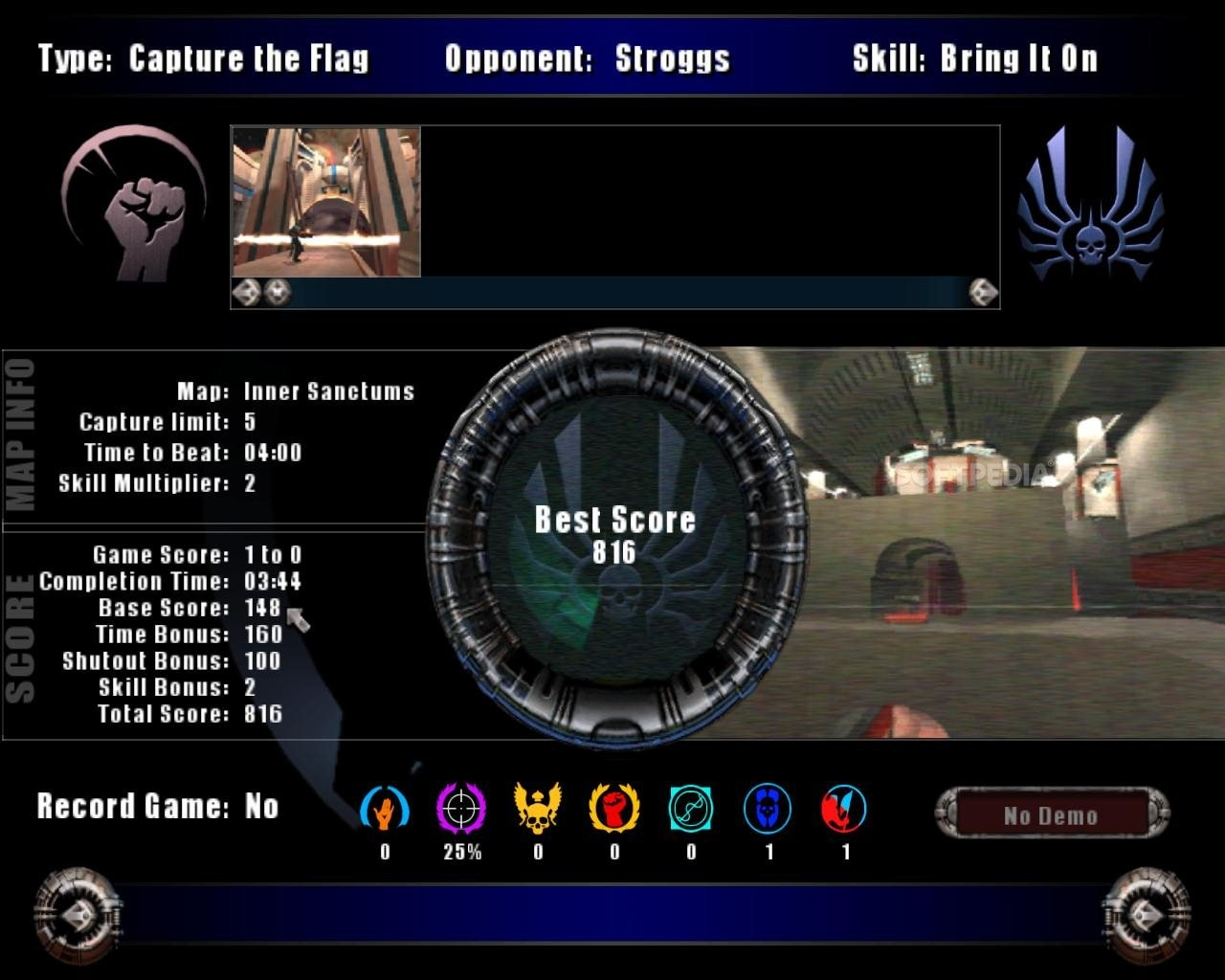Quake III: Team Arena Demo Download
