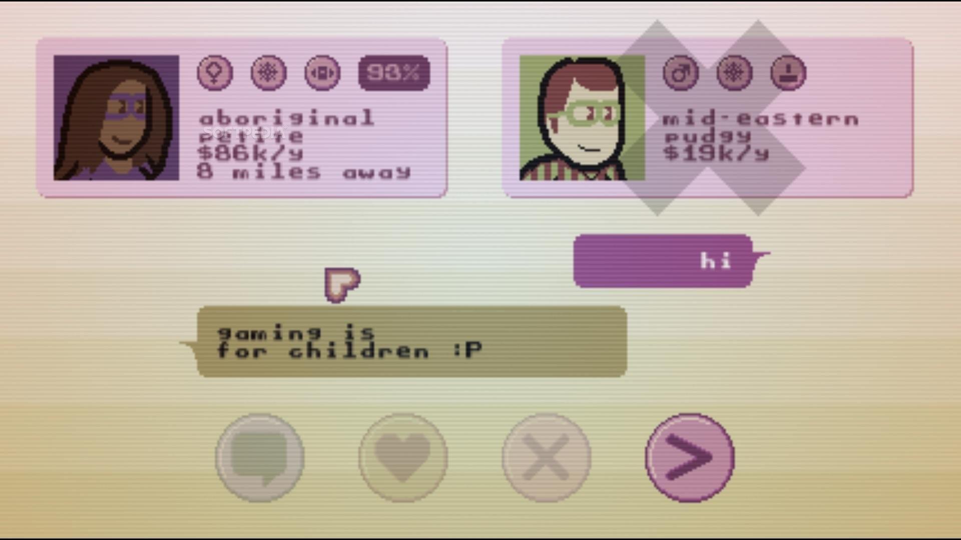 Quikdate online-dating-simulator