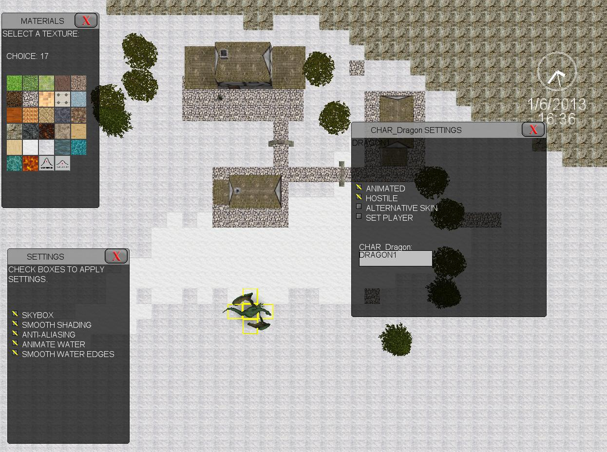 RPG Creator screenshot 2