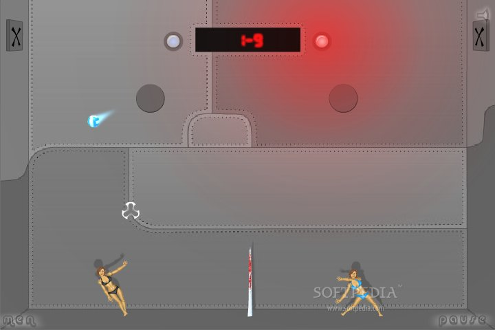 Ragdoll Volleyball screenshot 1