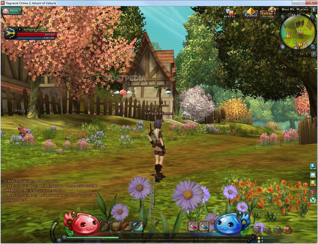 Ragnarok Online 2: Advent of Valkyrie Download