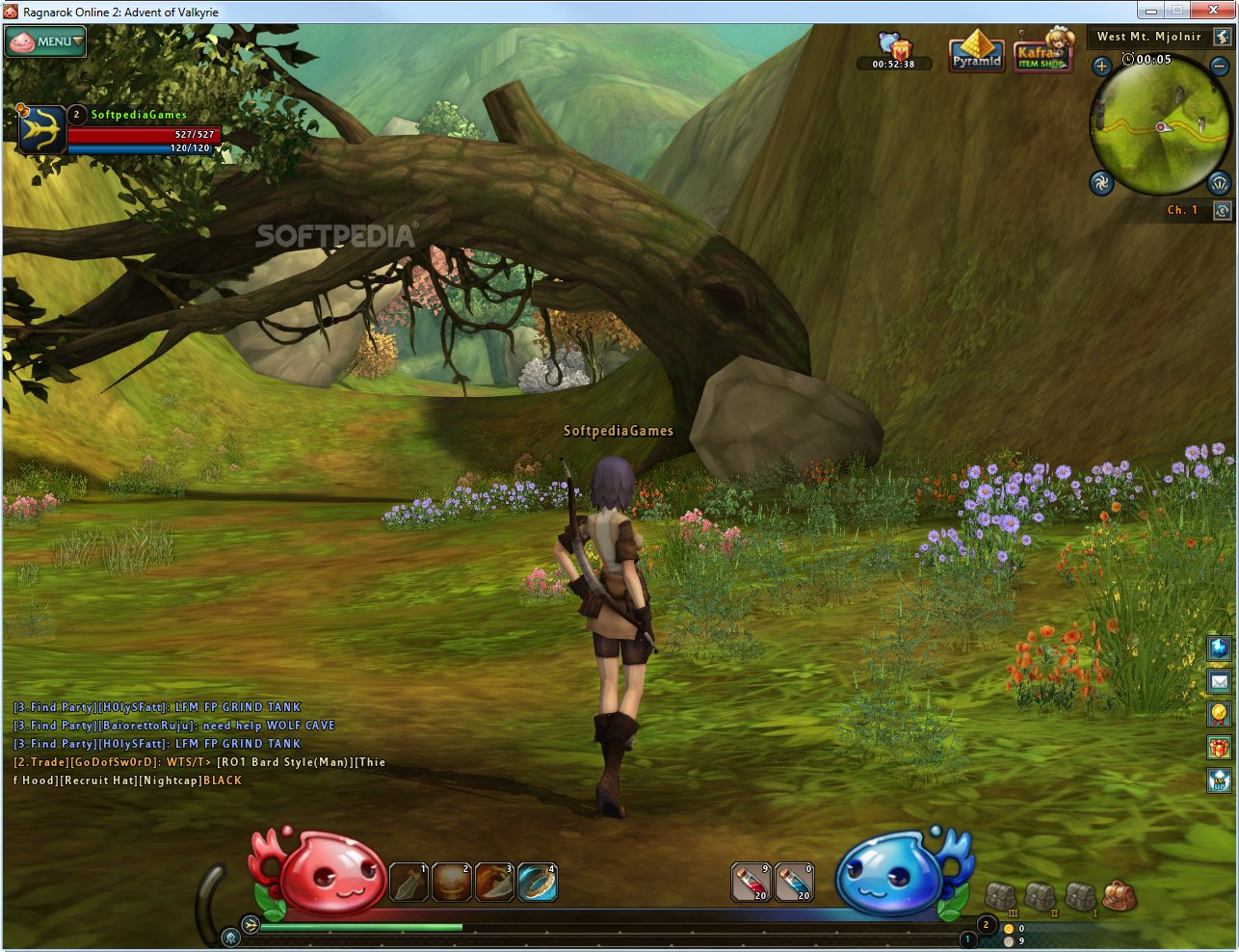 Ragnarok Online 2: Advent of Valkyrie Download