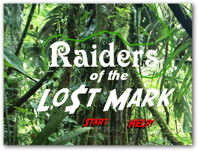 Raiders of the Lost Mark screenshot 1