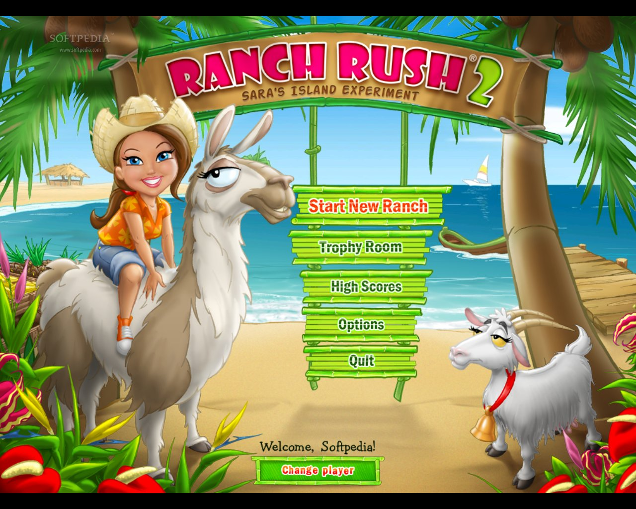 Ranch Rush 2 Game Play
