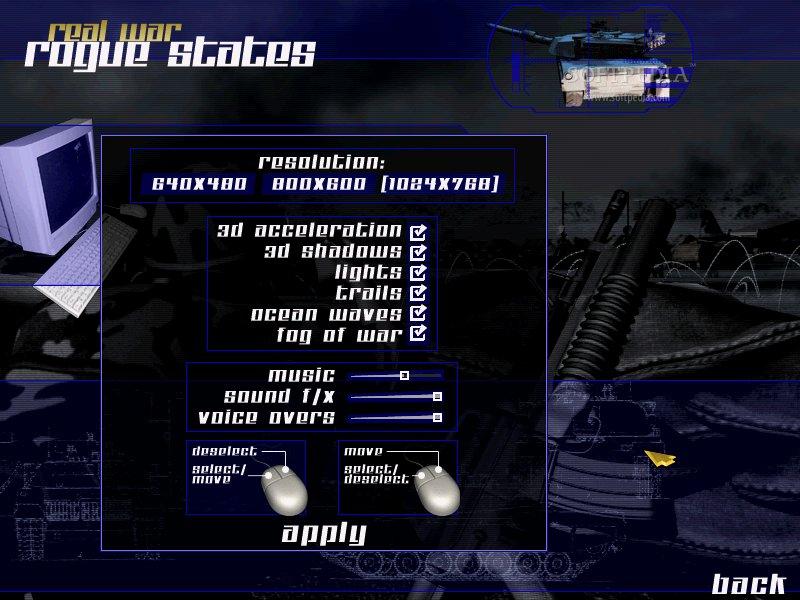 Real War: Rogue States Demo Download