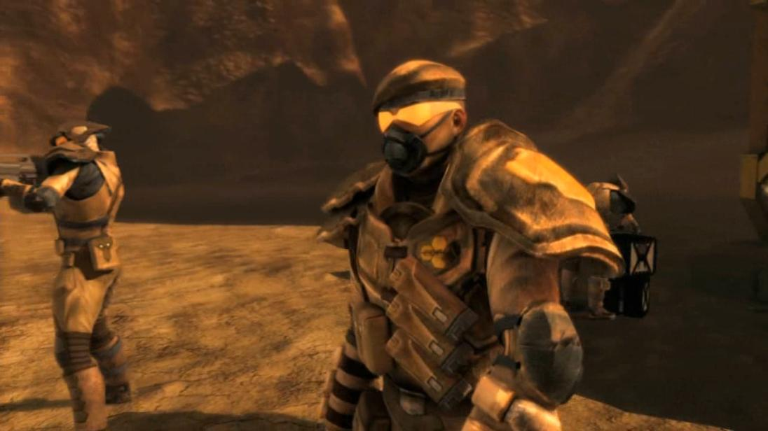 Red Faction: Guerrilla Story Trailer screenshot 1