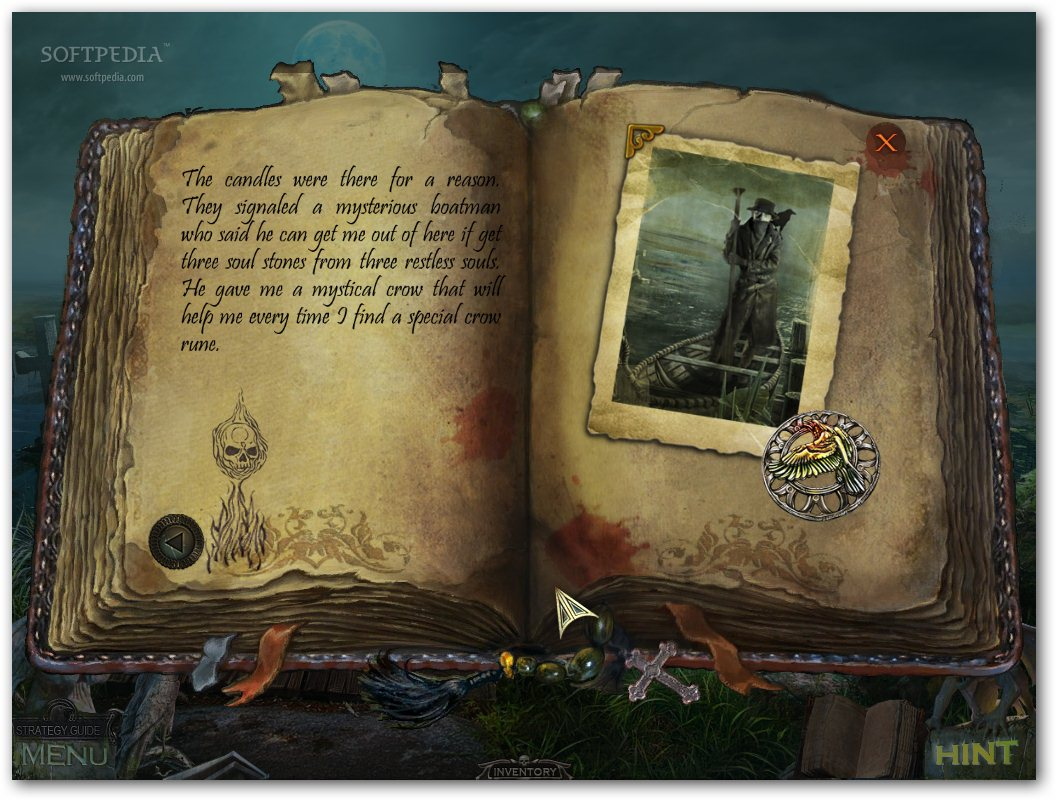 Redemption Cemetery: Grave Testimony Collector's Edition screenshot 10