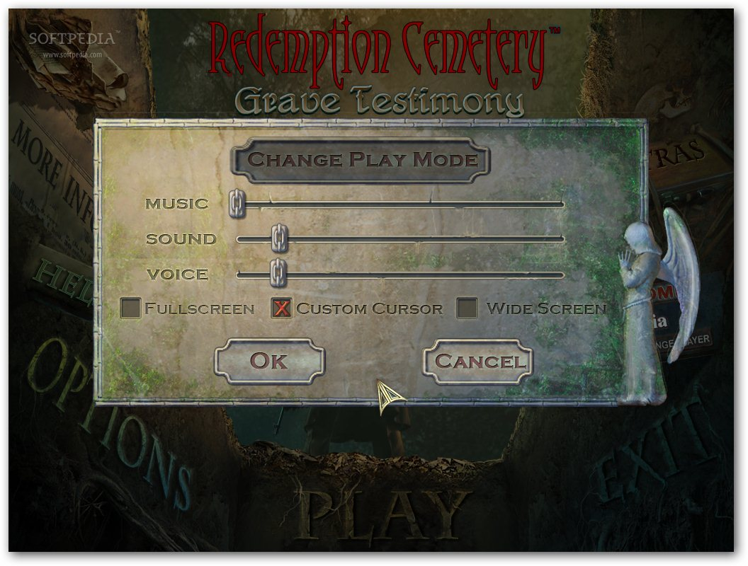 Redemption Cemetery: Grave Testimony Collector's Edition screenshot 2
