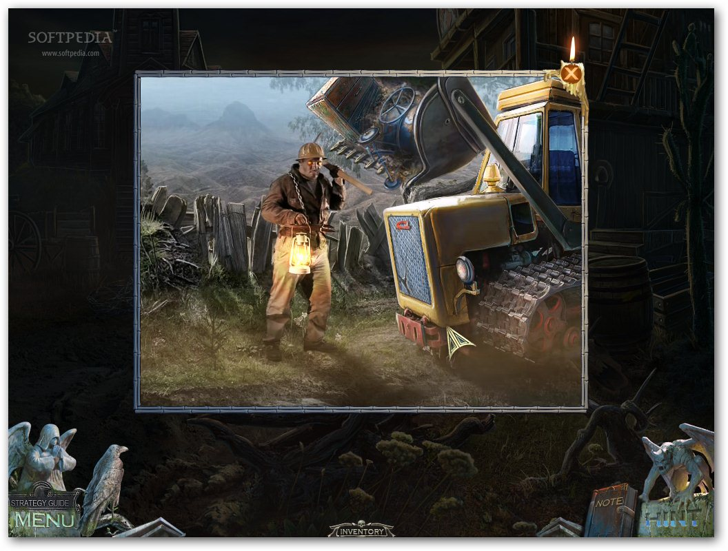 Redemption Cemetery: Grave Testimony Collector's Edition screenshot 24