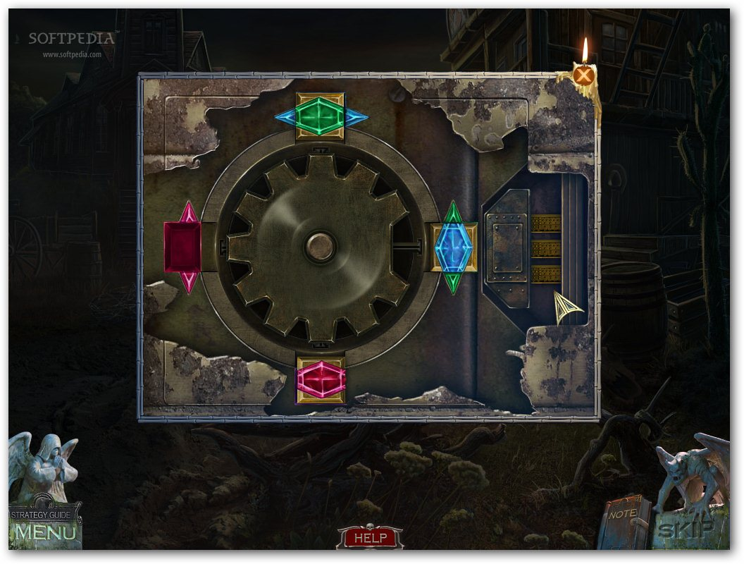 Redemption Cemetery: Grave Testimony Collector's Edition screenshot 27