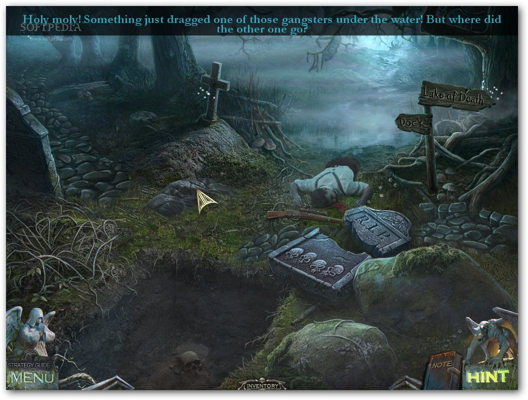 Redemption Cemetery: Grave Testimony Collector's Edition screenshot 3