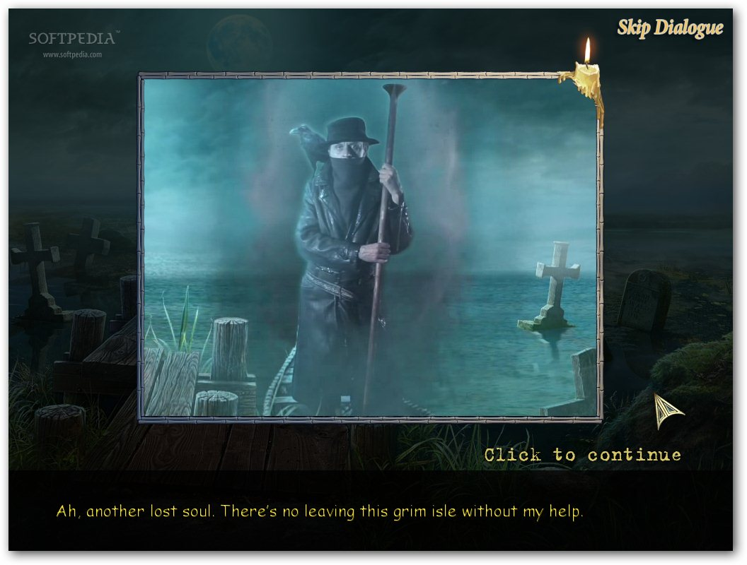 Redemption Cemetery: Grave Testimony Collector's Edition screenshot 9
