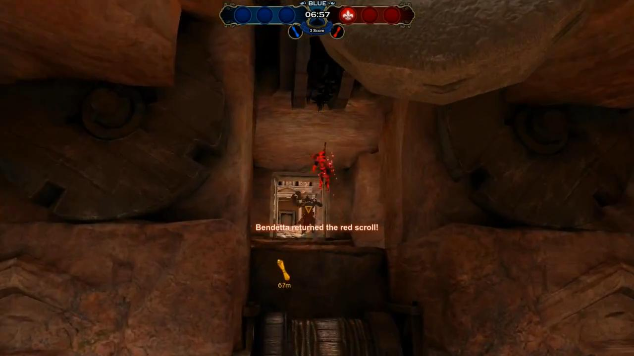 Renaissance Heroes Seize the Scrolls Trailer screenshot 4