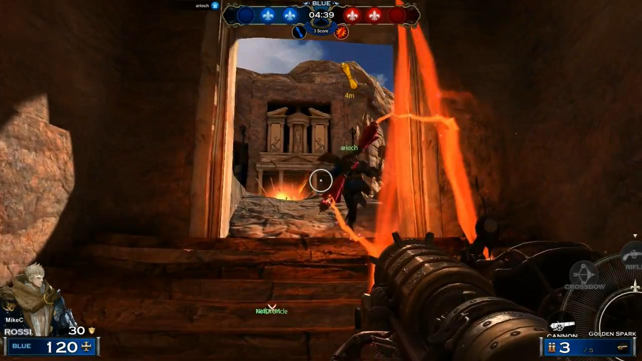 Renaissance Heroes Seize the Scrolls Trailer screenshot 7