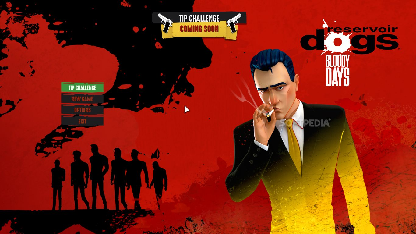 Reservoir Dogs Game If You Like