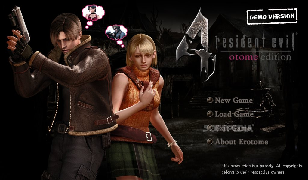 Resident Evil 4: Otome Edition Demo Download