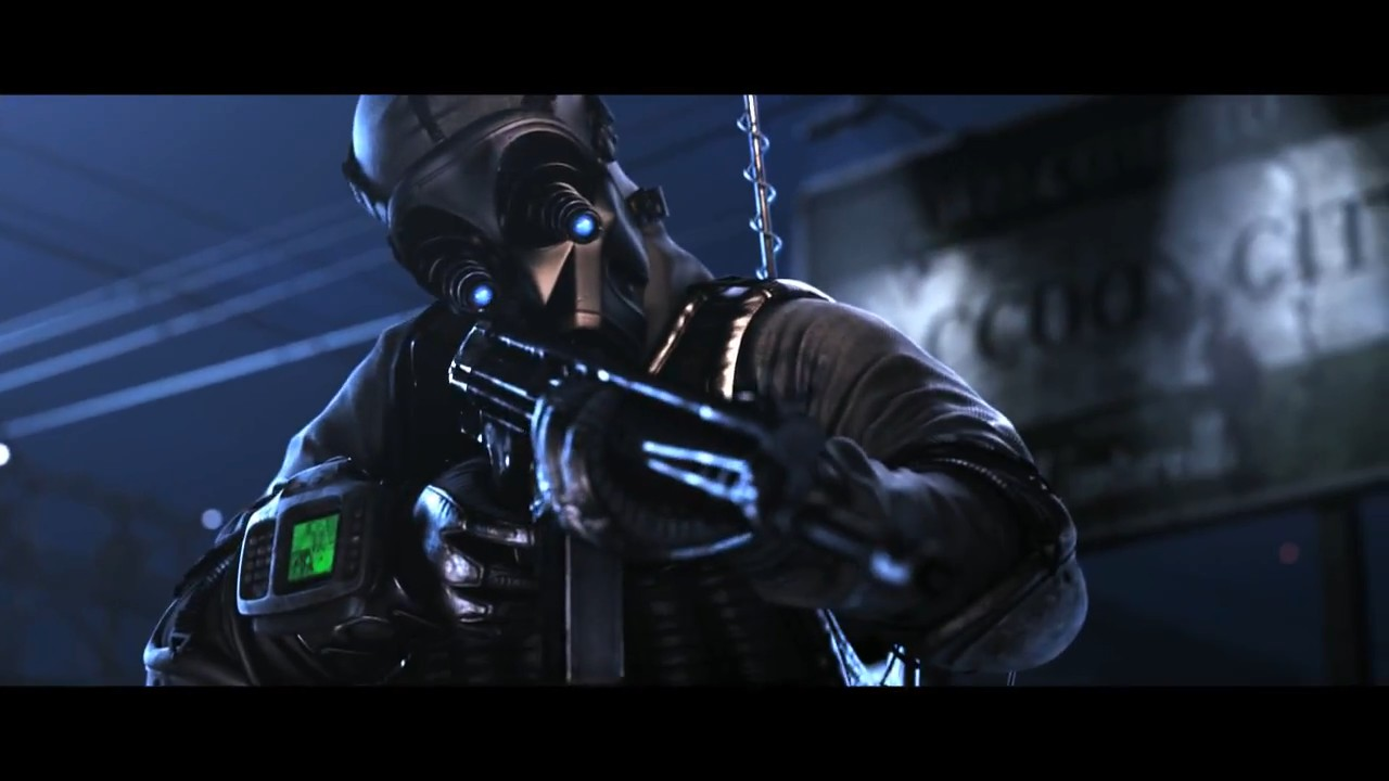 Resident Evil: Operation Raccoon City Triple Impact Trailer screenshot 10