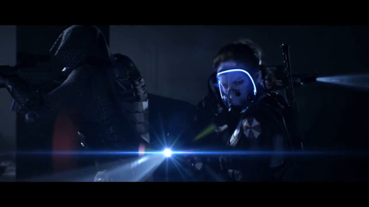Resident Evil: Operation Raccoon City Triple Impact Trailer screenshot 11