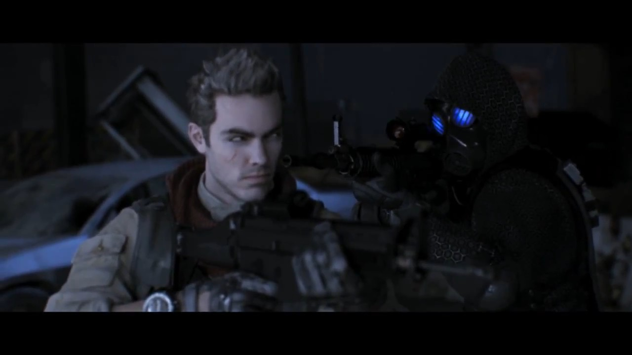 Resident Evil: Operation Raccoon City Triple Impact Trailer screenshot 12