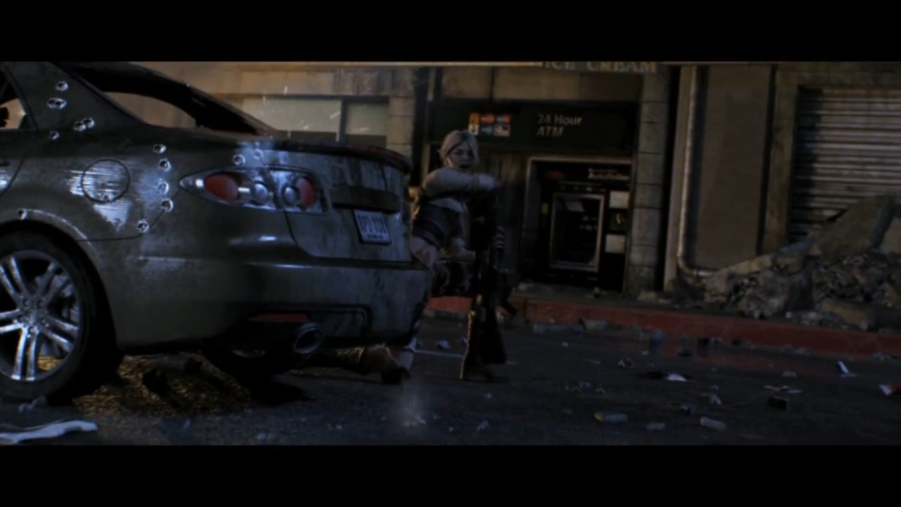 Resident Evil: Operation Raccoon City Triple Impact Trailer screenshot 13