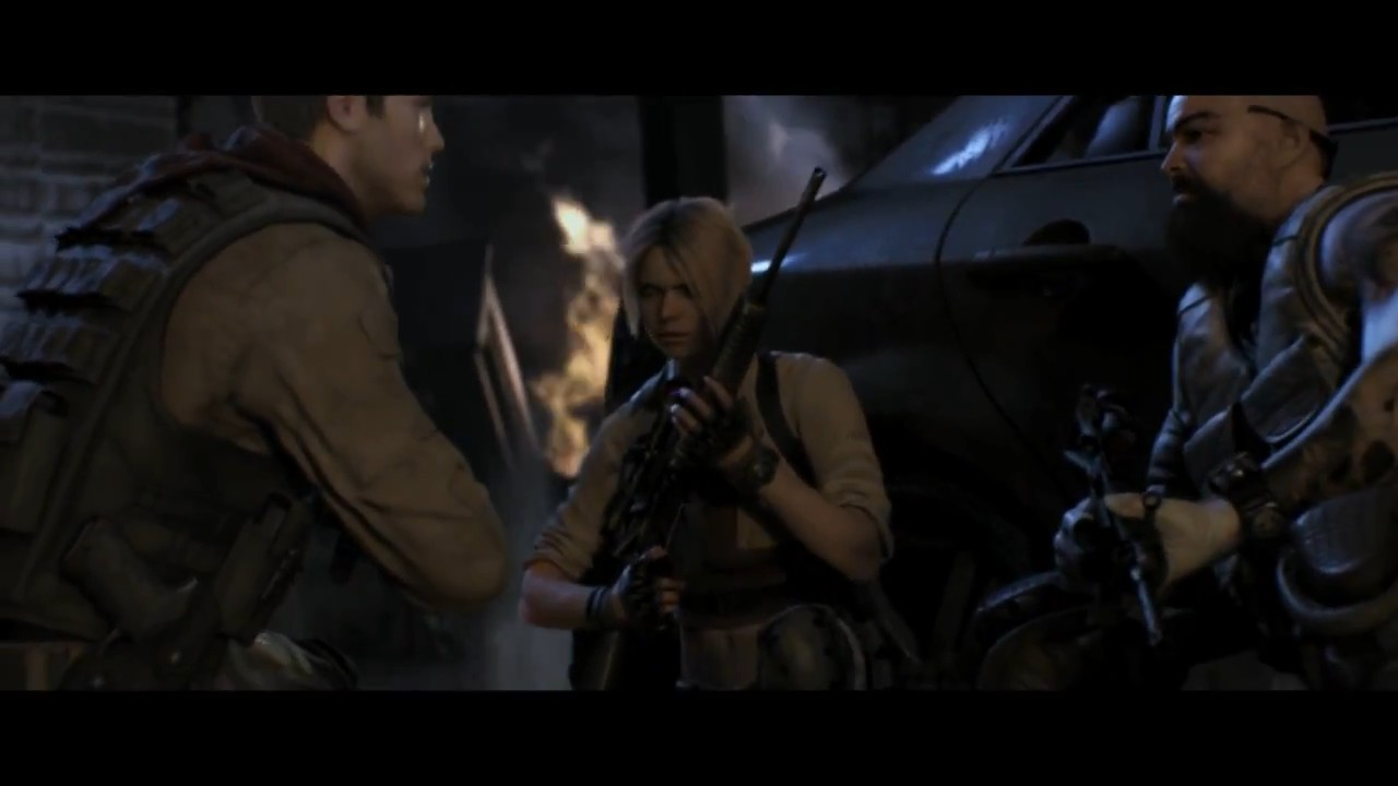 Resident Evil: Operation Raccoon City Triple Impact Trailer screenshot 14