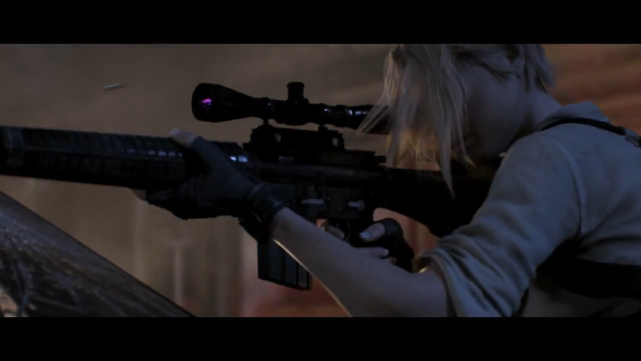 Resident Evil: Operation Raccoon City Triple Impact Trailer screenshot 15