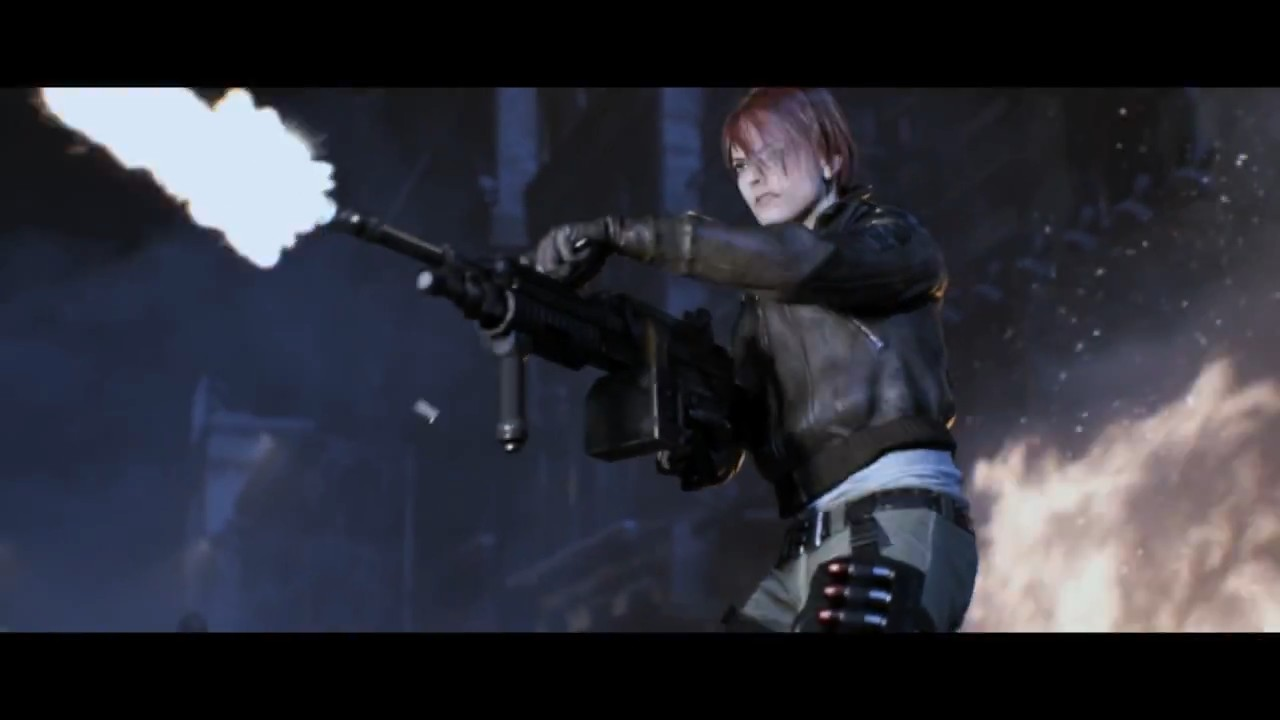 Resident Evil: Operation Raccoon City Triple Impact Trailer screenshot 17