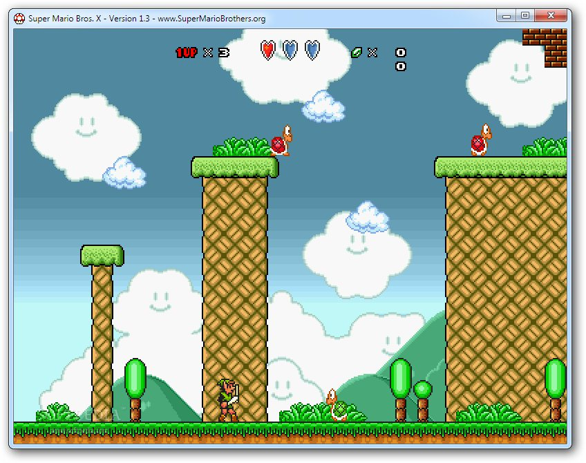 Return To Yoshi's Island screenshot 3