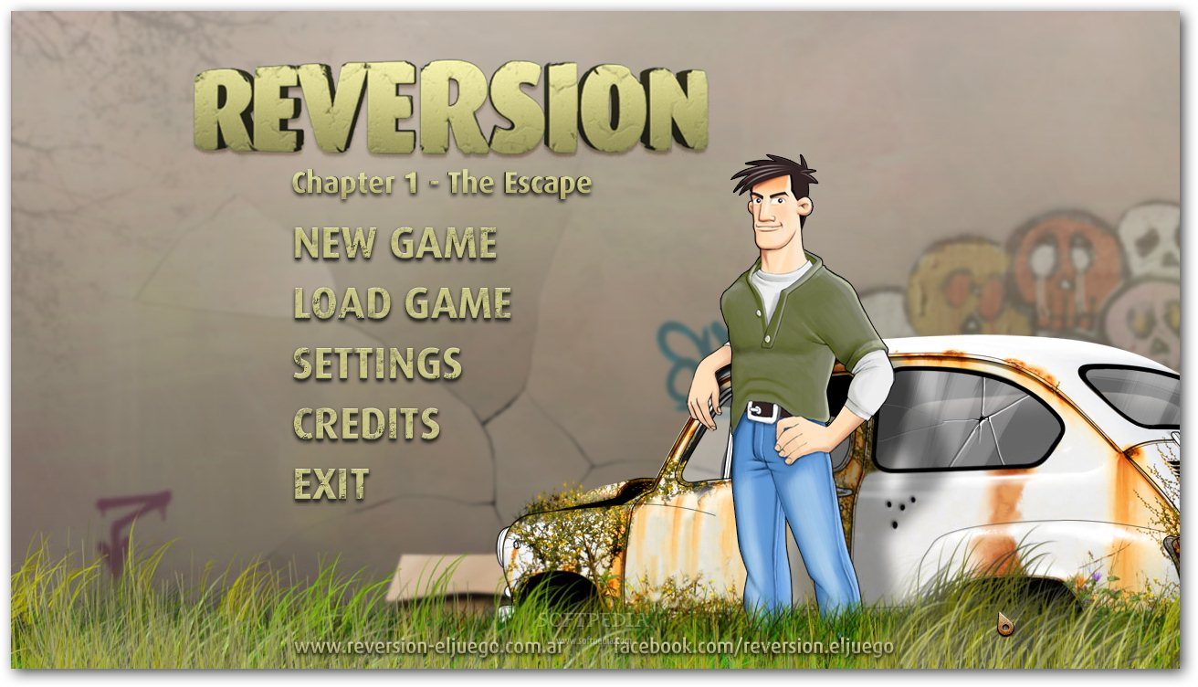 Reversion: Chapter I - The Escape screenshot 1