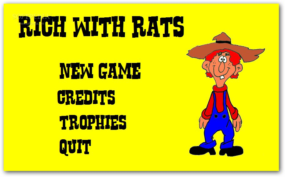 Rich with Rats screenshot 1