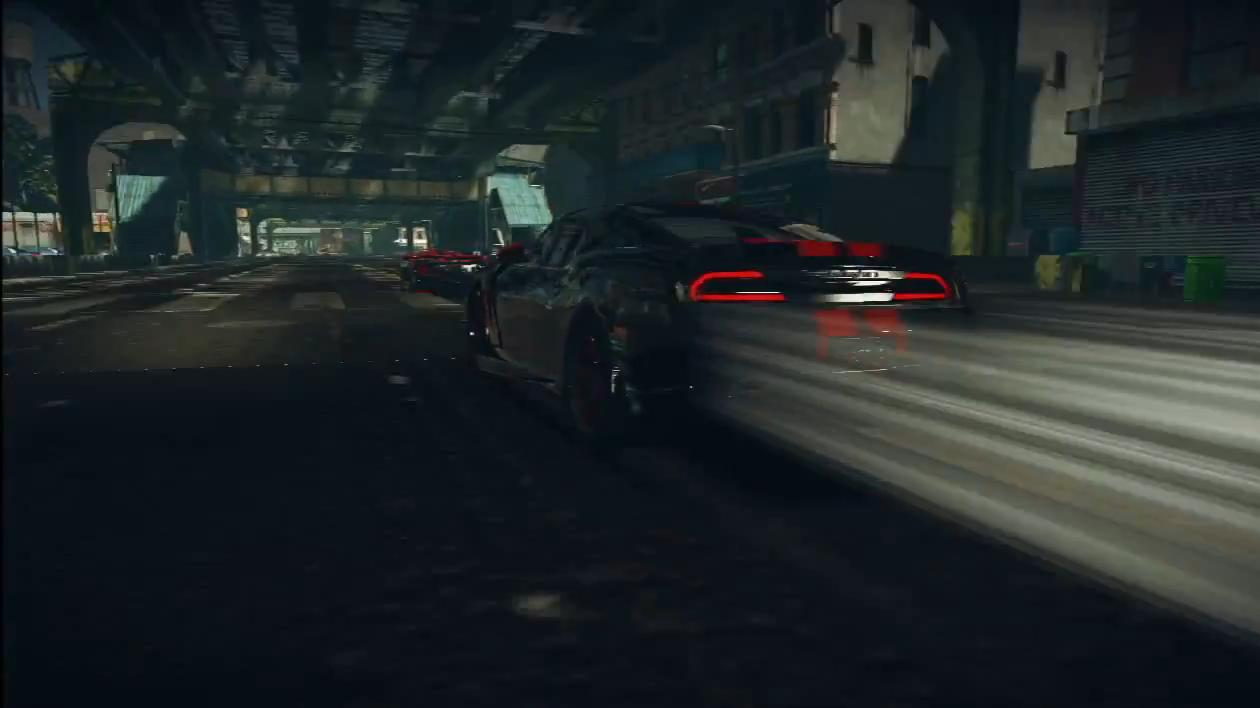 Ridge Racer Unbounded Deal With It Making Of Trailer screenshot 7