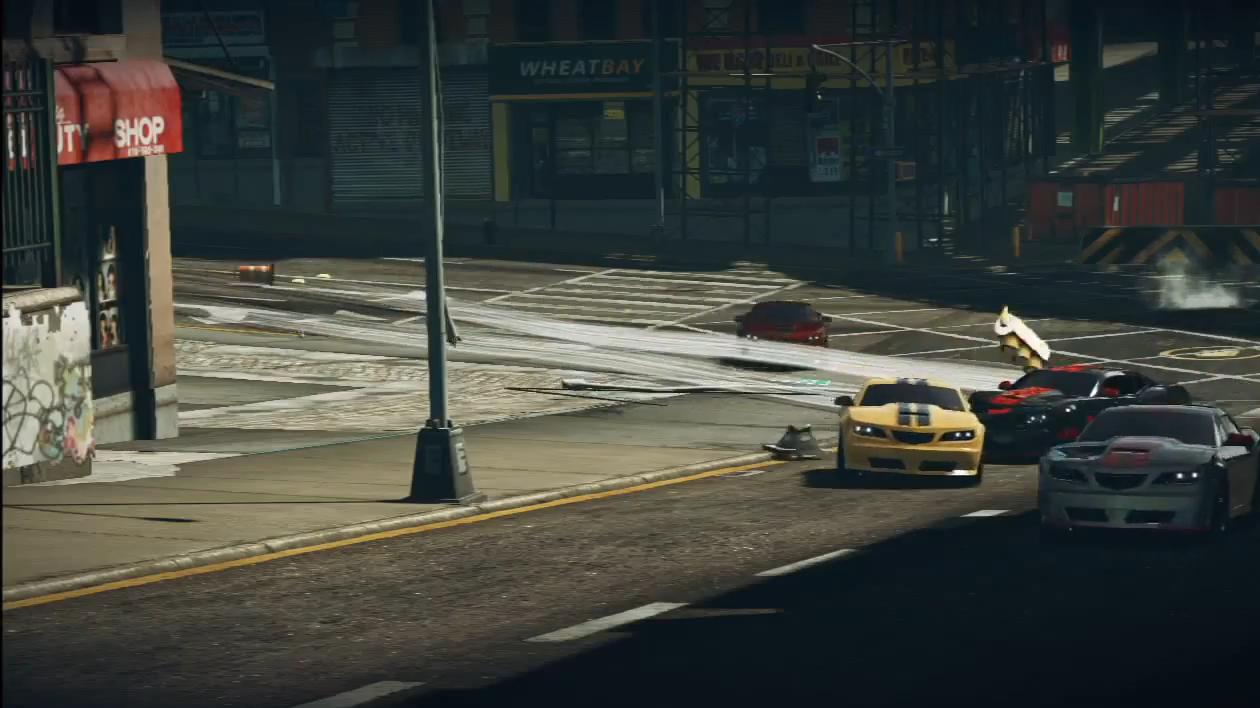 Ridge Racer Unbounded Deal With It Making Of Trailer screenshot 9