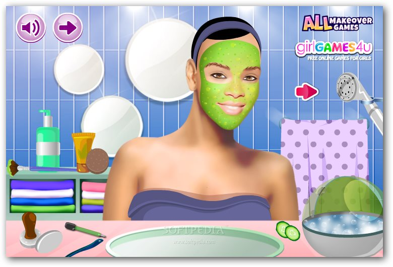 Rihanna Makeover 3 screenshot 2