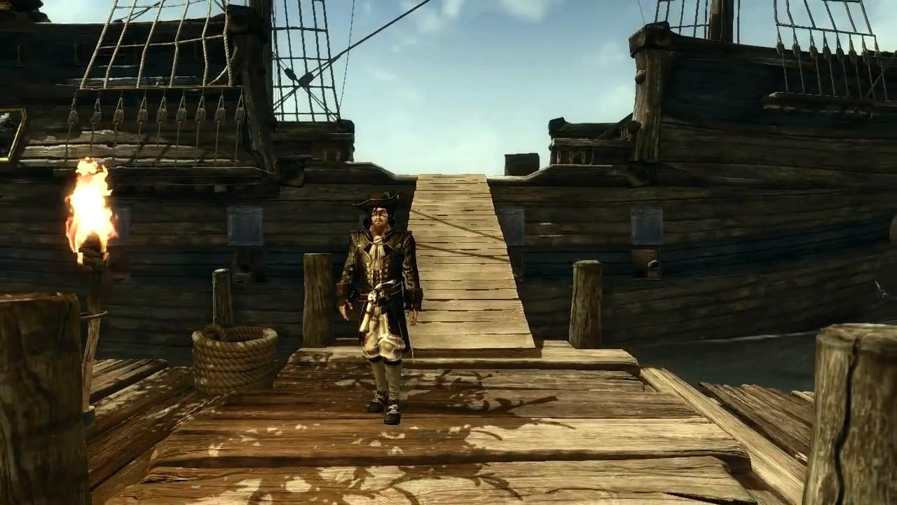 Risen 2: Dark Waters Choices Trailer screenshot 2