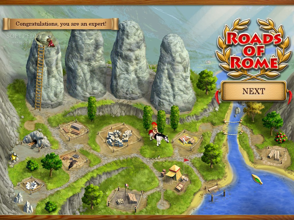 Roads of Rome screenshot 4