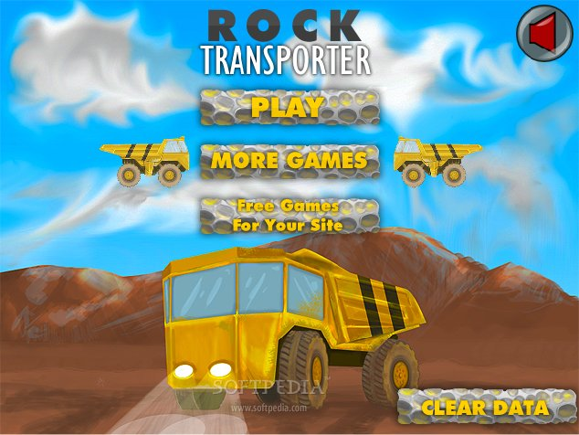 Rock Transporter screenshot 1