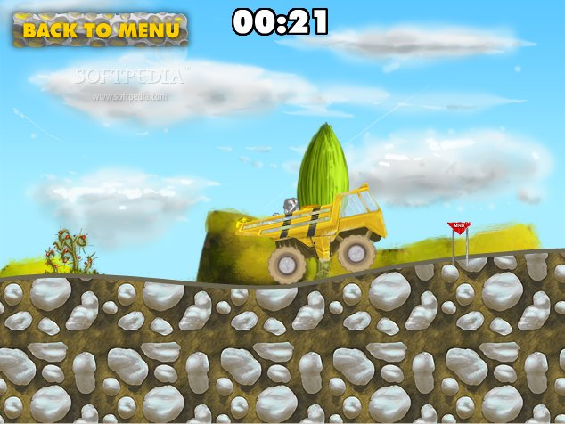 Rock Transporter screenshot 4