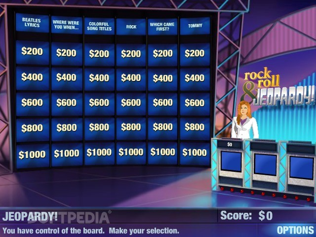 Rock and Roll JEOPARDY! Download