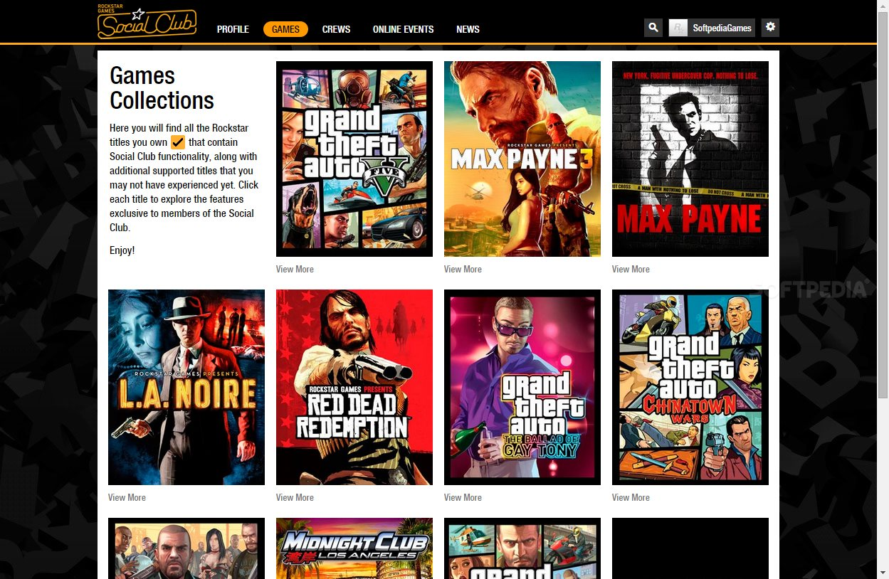 Rockstar Social Club Download Pc