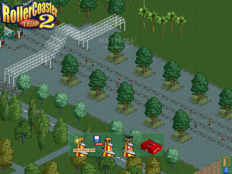 Rollercoaster Tycoon 2 Free Full Game