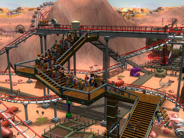 Rollercoaster Tycoon 3 Mac Download Free