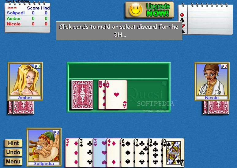 Cards Game Rummy Free Download