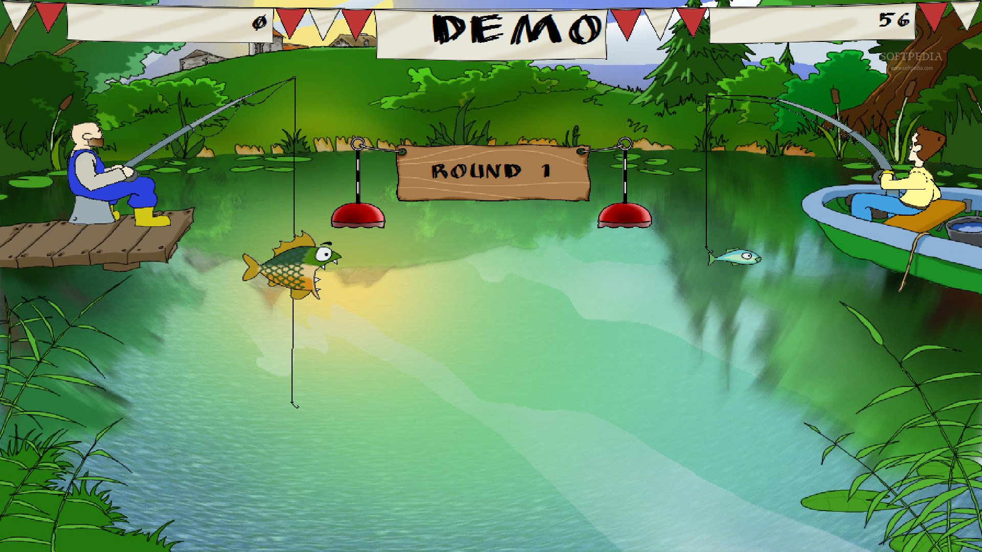 SAFKAS Fishing screenshot 2