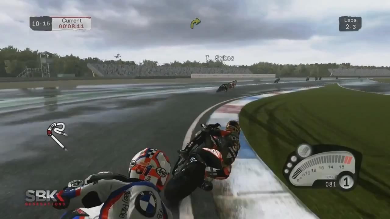 SBK Generations: Assen Gameplay Trailer screenshot 2