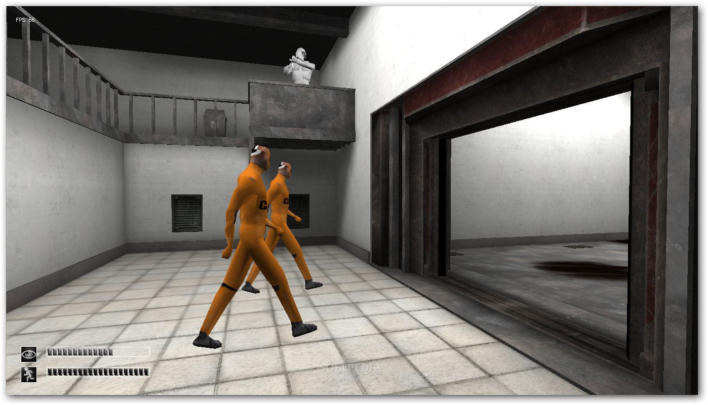 SCP - Containment Breach screenshot 2