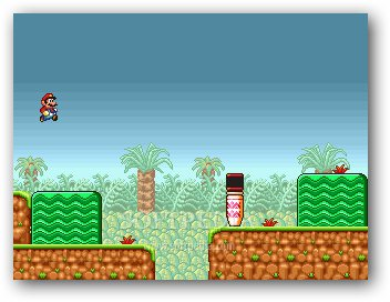 SMB Cheat 2 - Breaking Mario 2 screenshot 1