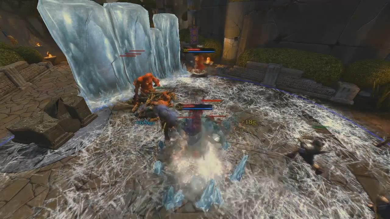 SMITE Gameplay Video PAX 2012 screenshot 9