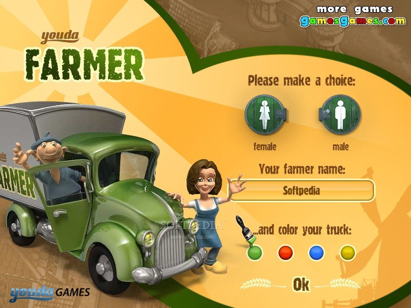 Youda Farmer screenshot 1